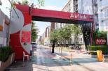 ขายคอนโด แอร์ลิ้งค์ เรสซิเด้นซ์ AirLink ร่มเกล้า-สุวรรณภูมิ ขายพร้อมผู้เช่า