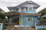 62061598 : ขายบ้านเดี่ยว 2 ชั้น ขนาด 63.8 ตร.ว.  ม.เครือวัลย์ พาร์ค 2 สุวินทวงศ์ 64